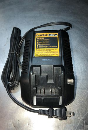 DeWalt 12v lithium ion battery charger for Sale in Boston, MA