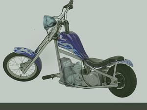 2 stroke pocket chopper, for Sale in Las Vegas, NV