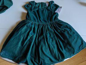 Brand New 12 month Velvet Christmas Dress-Carters for Sale in Clackamas, OR