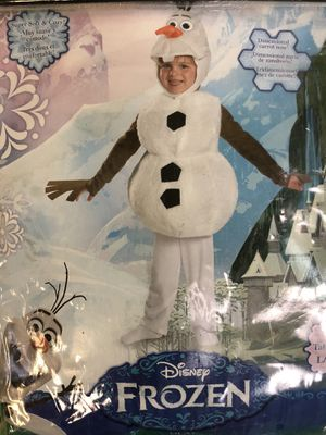 Olaf costume size 4-6 for Sale in Columbus, OH