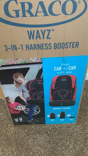 Brand new booster seat 3-in-1 for Sale in Stockton, CA