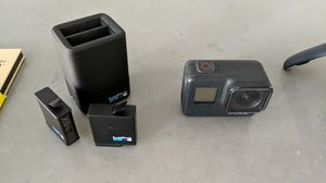 GoPro hero 7 Black and extra batteries for Sale in Tampa, FL
