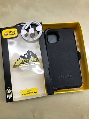 iPhone 11 Pro Max Otterbox Case for Sale in Glendale, CA