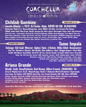 Coachella Weekend 1 (2 tickets with 2 shuttle passes) for Sale in Seattle, WA