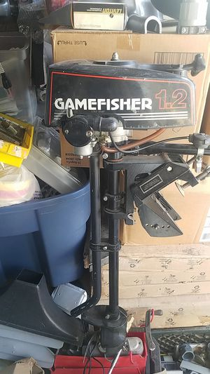 GAMEFISHER 1.2 for Sale in Ontario, CA