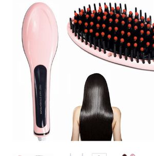 Luxury Straightening Brush BLACK for Sale in Lakewood, CO