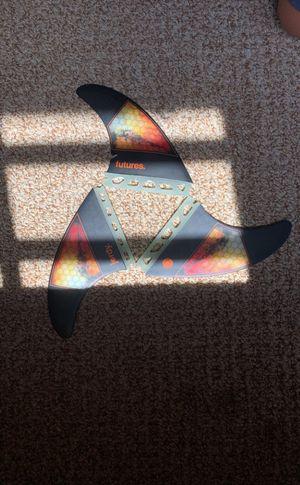 Future surfboard fins for Sale in Virginia Beach, VA
