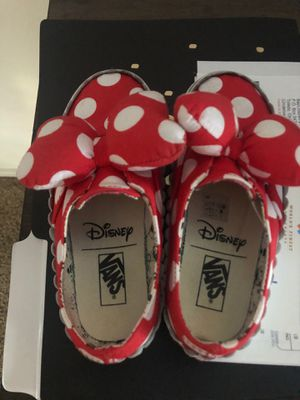 Minnie Mouse shoes for Sale in Pinole, CA