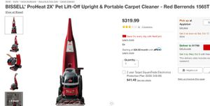 Bissell carpet cleaner for Sale in Phillips Ranch, CA