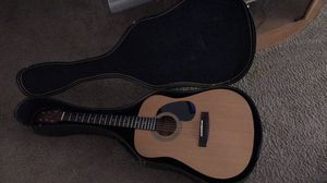 Jasmine Acoustic Guitar with Case for Sale in Chapel Hill, NC