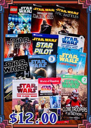 Star Wars paperback books for Sale in Fresno, CA