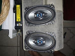 Sony 4x6 car speakers for Sale in Sebastian, FL