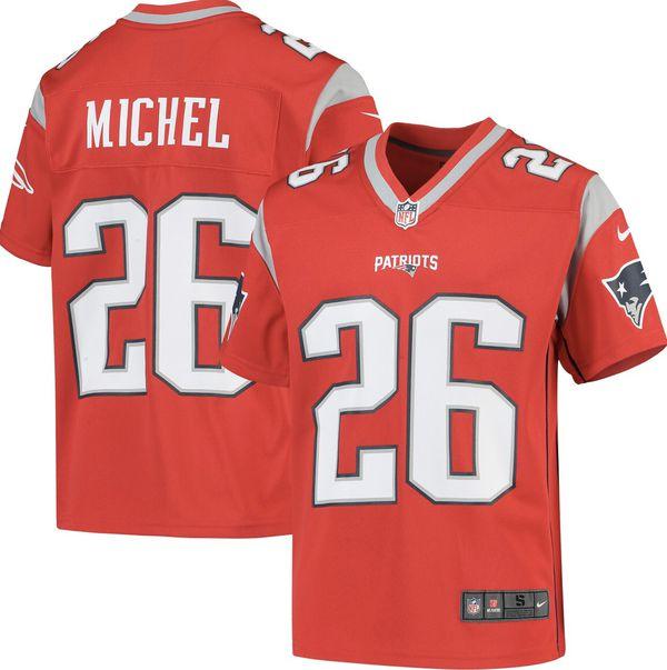 Patriots NFL Jersey Sony Michel NWT