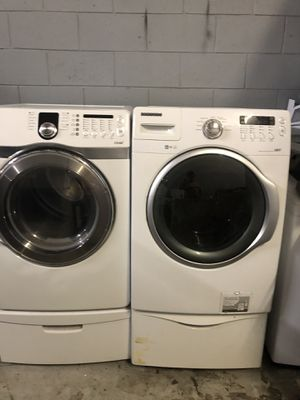 Washer and Dryer Samsung for Sale in Kissimmee, FL