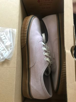 pink authentic vans for Sale in Lester, WV