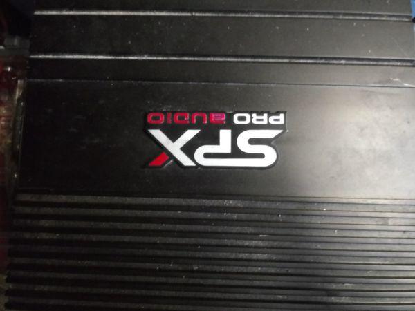 Spx pro audio