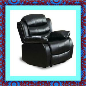 Black recliner chair free delivery for Sale in Gambrills, MD