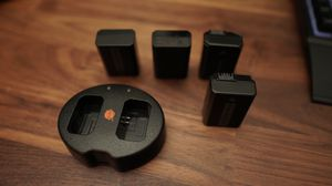 Sony Alpha series Batteries x4 for Sale in Puyallup, WA