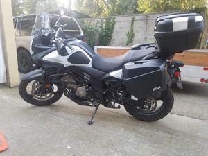 2014 Suzuki DL650 motorcycle for Sale in Bellevue, WA