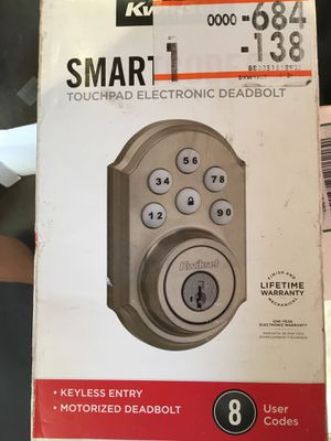 Smartcode 909 keyless entry for Sale in Garden Grove, CA