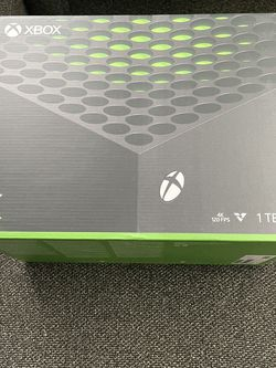 New Sealed Xbox Series X for Sale in Nashville,  TN