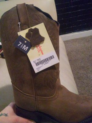 MASTERSON BOOTS for Sale in Charlotte, NC