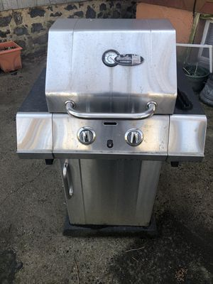 2 BBQ grills best offer propane tank not include for Sale in Jersey City, NJ