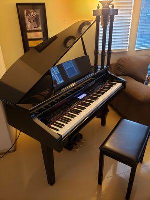 Viscount Maestro XG Standard electric baby grand piano for Sale in Tustin, CA