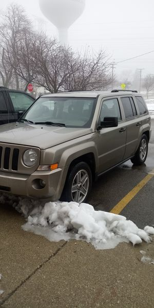 Jeep patriot 2007 4×4 automatic for Sale in Mount Prospect, IL