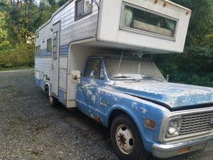 1971 Chevy Motorhome for Sale in Granite Falls, WA
