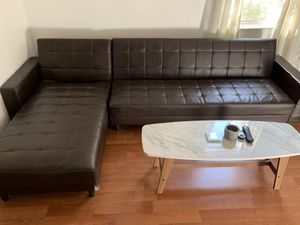 SLEEPER SECTIONAL for Sale in Miami, FL