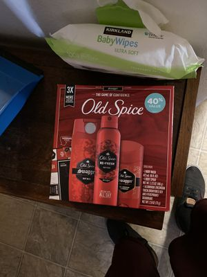 Old spice for Sale in Cypress, CA