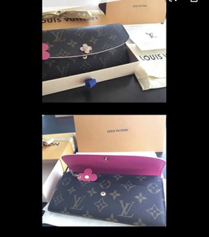 Louis Vuitton Emile bloom wallet for Sale in Los Angeles, CA