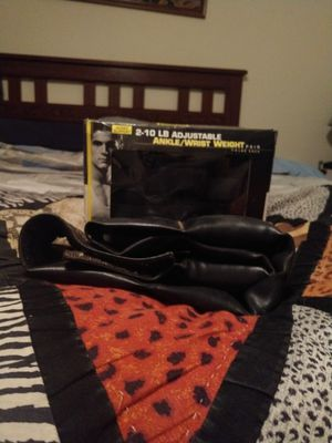 Everlast ankle/wrist weight for Sale in Dunnellon, FL