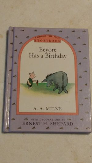 A Winnie the Pooh story book for Sale in Lawson, MO