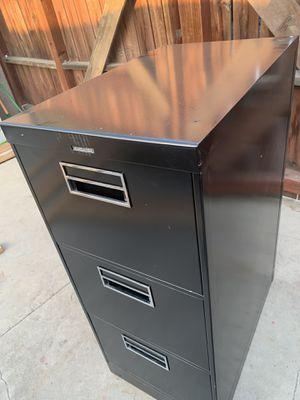 Metal file cabinet for Sale in Orange, CA