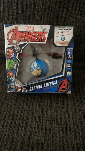 Marvel Avengers Captain America UFO ball. for Sale in DeBary, FL