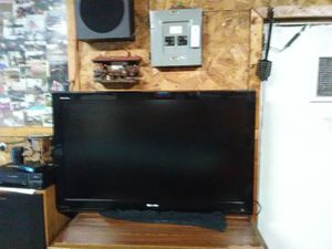 It's 67 inch flat made by TOSHIBA for Sale in Morganfield, KY