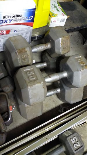 I am Looking for dumbbell weights for Sale in Rochester, MI