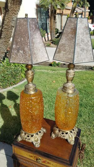 Mid century modern lamps for Sale in Modesto, CA