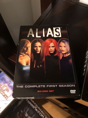 Alias Season 1-3 for Sale in Los Angeles, CA