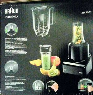 Braun Pure mix ( also makes crushed ice ) for Sale in Fountain Valley, CA
