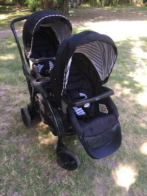 Graco ModesDuo double stroller for Sale in Wylie, TX