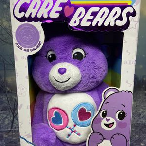 New Care Bears Share Bear Plush with special Care Coin. for Sale in Bellflower, CA