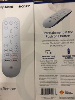 Ps5 Media Remote for Sale in Haines City,  FL