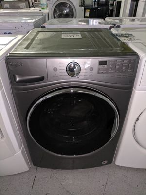 Like-New Whirlpool Washer with Warranty for Sale in Longmont, CO