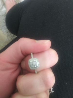 Diamond ring size 7 for Sale in Raytown, MO
