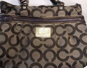 Coach Tote Shoulder Bag for Sale in Atlanta, GA