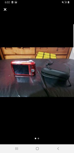 Camera w/ case for Sale in Monument, CO