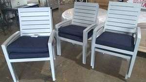 Outdoor chairs $150 sale today only for Sale in Dallas, TX